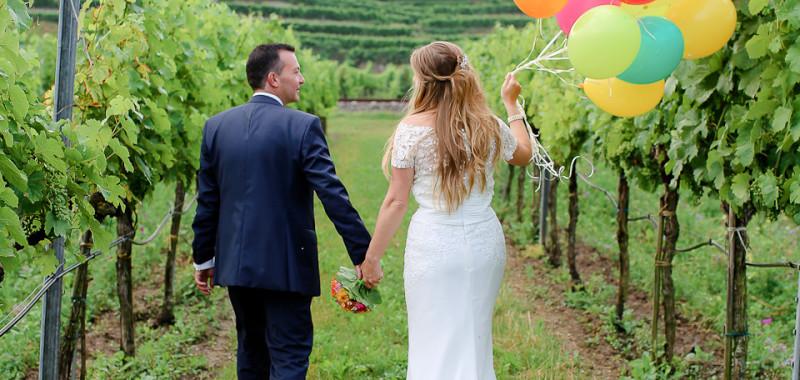 Viola & Gernot | Hochzeit in der Wachau