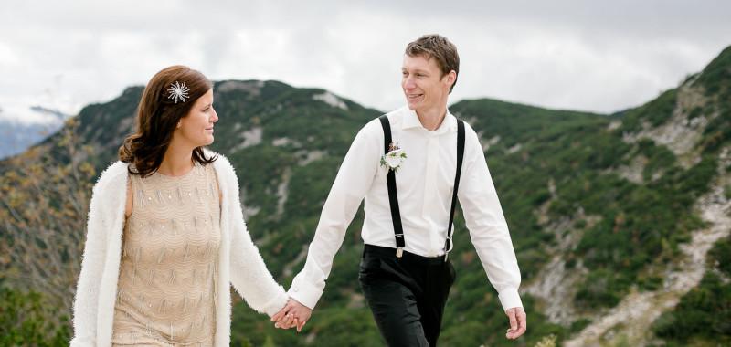 Daniela & Bernhard | Hochzeit am Feuerkogel