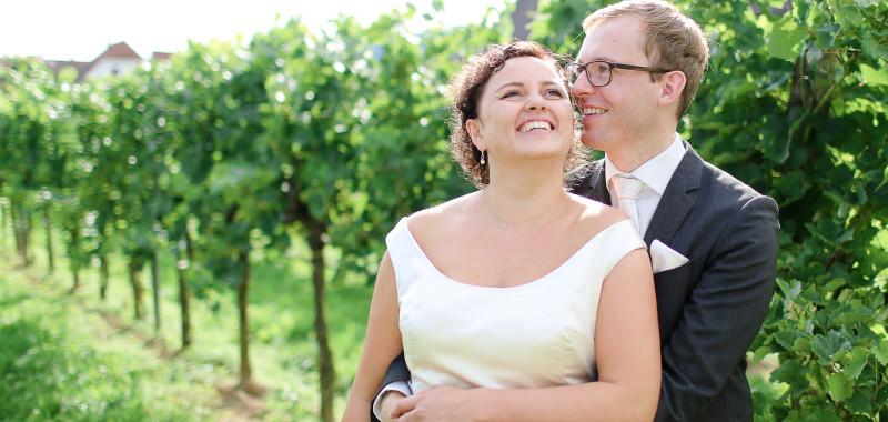 Julia & Florian | Hochzeit am Weingut