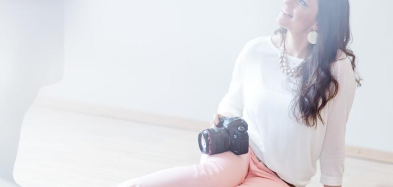 Fotografinnen fotografieren ... mich