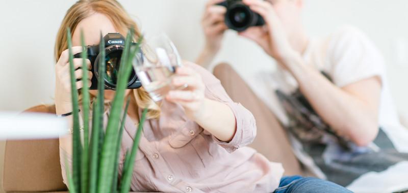 Fotografinnen fotografieren Fotografinnen - die Anderen