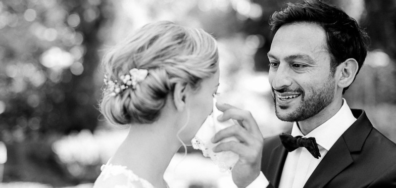 Theresa & Afshin - Hochzeit im Volder Wildbad, Tirol