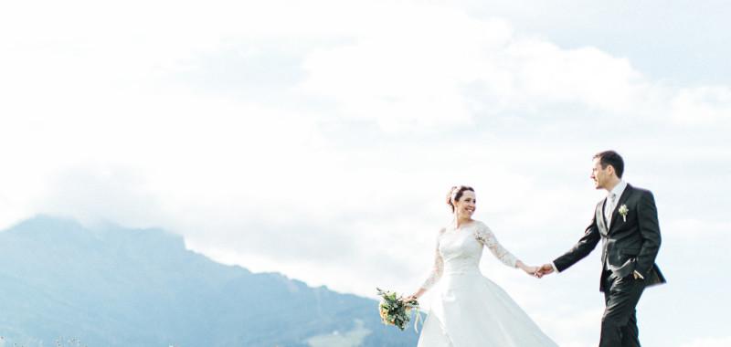 Beatrice & Yusuf - Hochzeit in Igls, Tirol