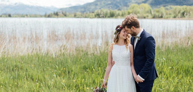 Christina & Fabian | wildromantische Hochzeit am Wolfgangsee